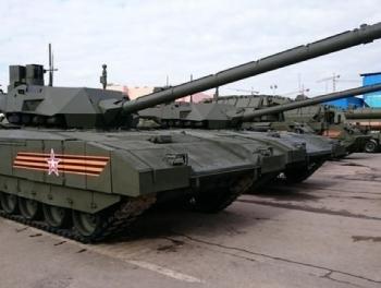 Рогозин о превосходстве российских танков