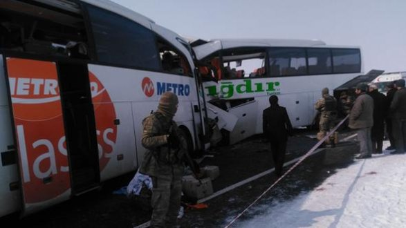 Названо число жертв ираненных азербайджанцев при ДТП вТурции— ОБНОВЛЕНО-3