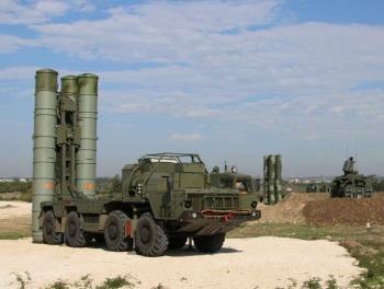 Турция покупает у России С-400