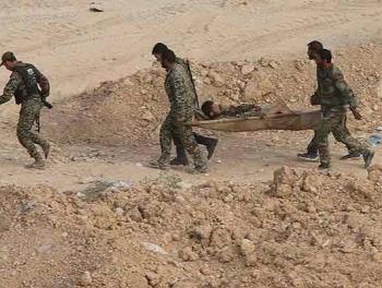 В Сирии погибли четверо российских военных