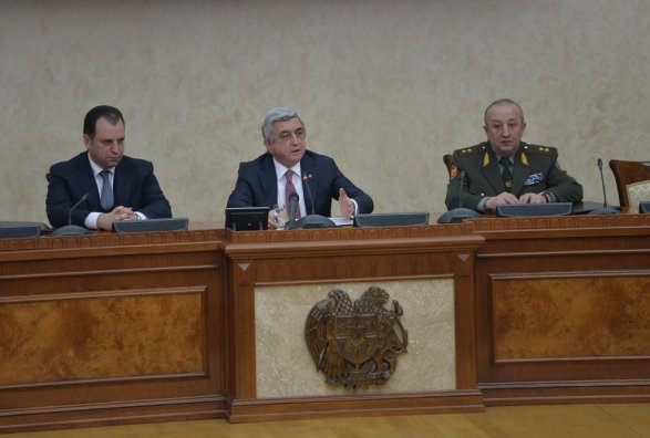 Уже утвердившееся перемирие нельзя менять наперемирие нахудших условиях— Президент Армении