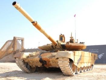 Россия поставит танки Т-90МС на Ближний Восток