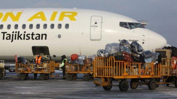 Ташкент непринял рейс изДушанбе— Полеты невозобновились