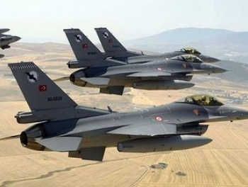 ВВС Турции уничтожили 34 курдских боевика