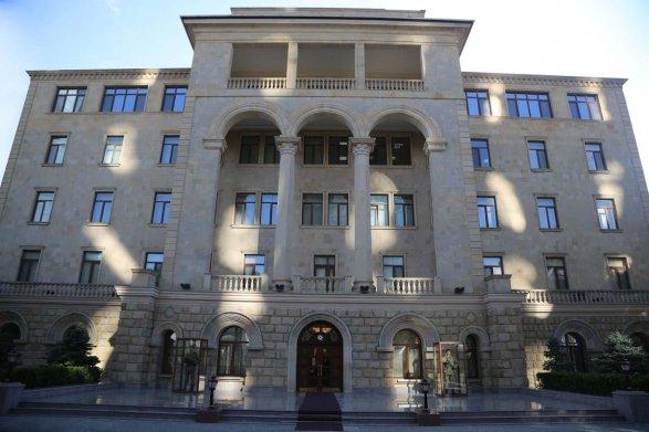 ВСтепанакерте опровергли объявление Баку опопытке диверсии вКарабахе