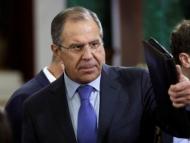 Лавров: «Россия ищет пути урегулирования карабахского конфликта»