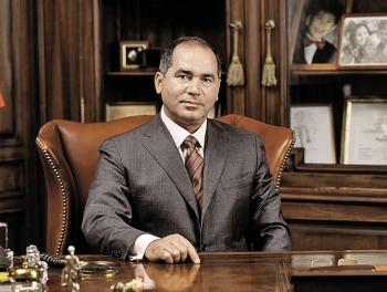 Миллиардер Фархад Ахмедов начинает борьбу за власть в Баку? эксклюзивное интервью