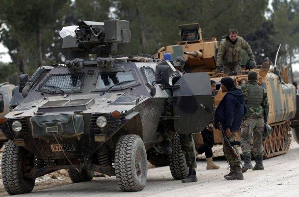 Сирийская оппозиция заявила о полном освобождении Эль-Баба
