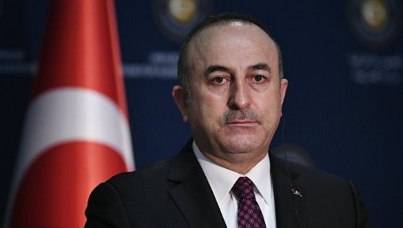 Глава МИД Турции пообещал продолжить операцию вСирии