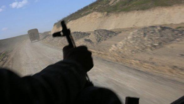 АрмянскиеВС совершили крупномасштабные провокации повсей линии фронта