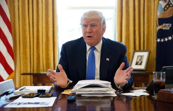 Власти США запросят «массивный бюджет» для собственных ВС— Трамп