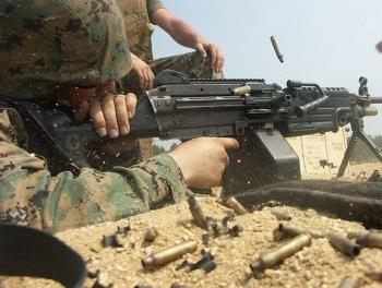 Армения перешла в наступление в районе Агдере