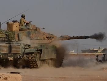 Турция назвала свою цель в Сирии – Мандбидж