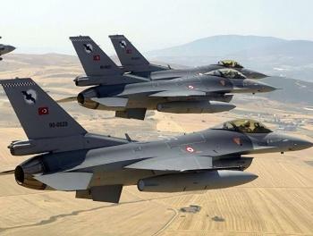 ВВС Турции уничтожили объекты ПКК в Ираке