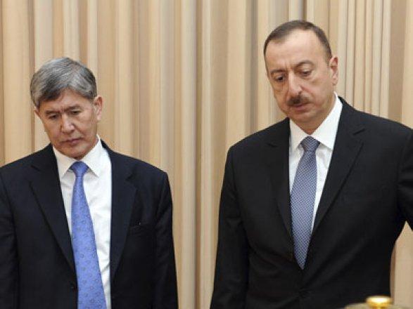 Позиция Бишкека вызывает удивление— Администрация президентаАР