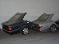 В Баку из запчастей начали собирать новые автомобили