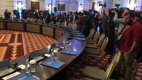 Вооруженная сирийская оппозиция отказалась отучастия вовстрече вАстане