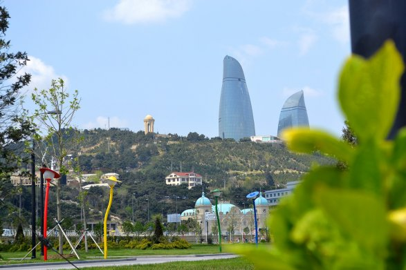 ВАзербайджанской столице ожидаются дожди