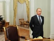 Последний срок Владимира Путина