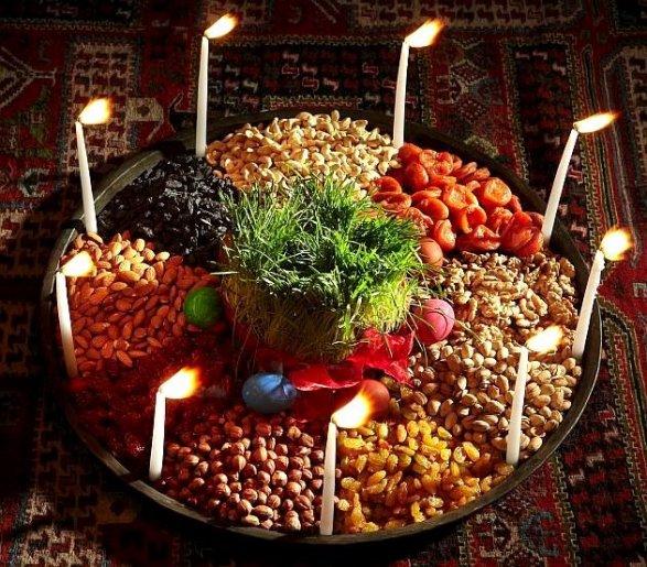Президент поздравил азербайджанский народ спраздником Новруз