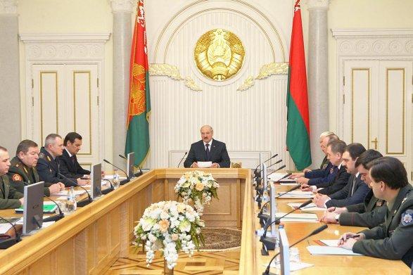 Лукашенко призвал допустить наблюдателей НАТО научения РФ  и республики Белоруссии