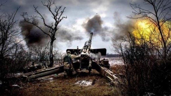 Бой под Водяным: боевики понесли существенные потери