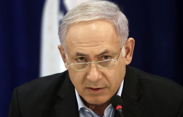 Нетаньяху пригрозил идальше наносить удары поцелям вСирии