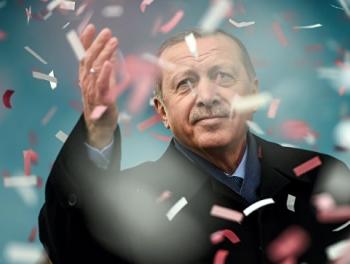 Эрдоган призвал Европу уважать права человека