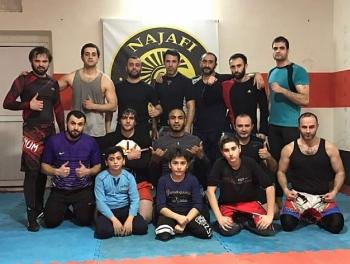 Вооруженное нападение на бойцовский клуб в Баку