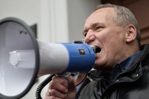 Оппозиционный лидер схвачен в Республики Беларусь