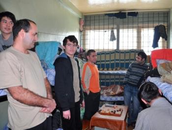 Задержанные граждане Азербайджана объявили голодовку в Дагестане