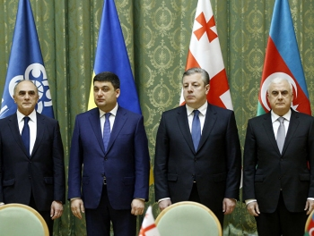 ГУАМ оживляют в Киеве с участием вице-премьера Исмета Аббасова эксклюзив