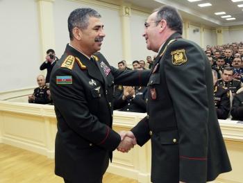 Из Генштаба уволены генералы Эйваз Джафаров и Эльбрус Оруджев