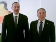 С чем Назарбаев летит в Баку?