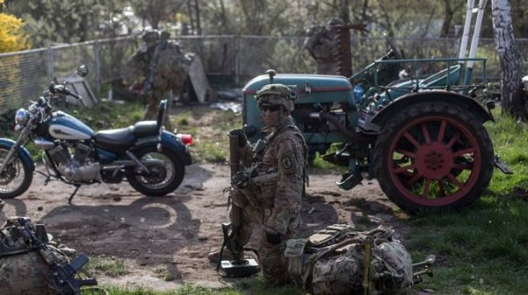 ВГермании ищут русскую массовку для учений НАТО