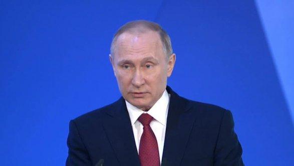 Путин назвал возможное место ивремя встречи сТрампом
