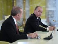 Москва и Анкара вновь столкнулись: «зерновая война»