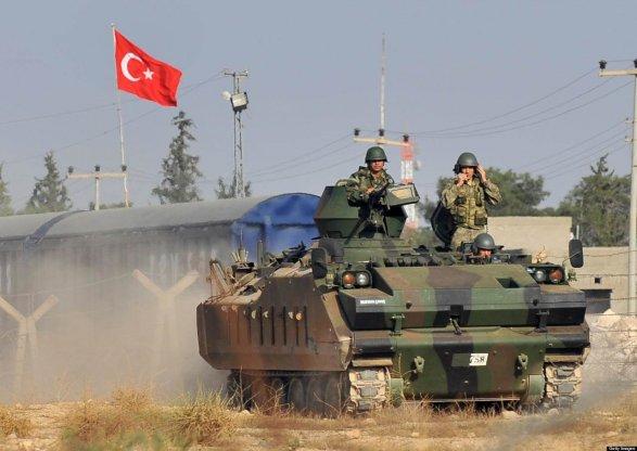 Сирия невсостоянии дать отпор Турции самостоятельно— Никита Смагин