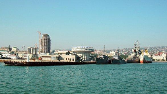 Турецкие корабли нанесли неофициальный визит вНовороссийск