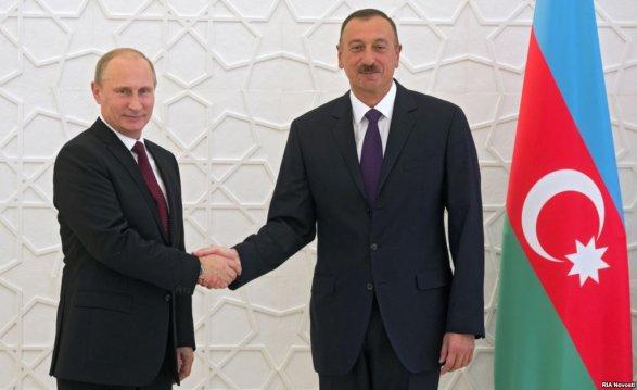 РФиАзербайджан продолжат развивать стратегическое партнерство— Путин