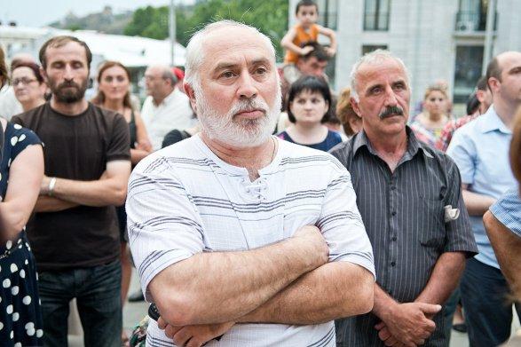 За «Грузинскую мечту» готовы проголосовать только 26 процентов— Опрос IRI