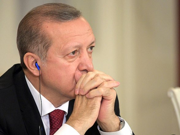 Эрдоган: Европа— центр нацизма, ноне демократии