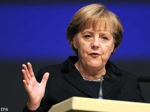 Меркель обисторических отношениях сАзербайджаном
