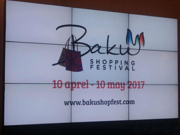 Встолице Азербайджана открылся 1-ый вСНГ шопинг-фестиваль