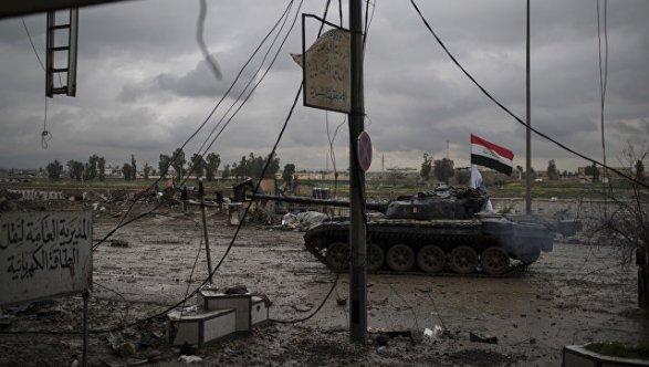 Иракский спецназ освободил отбоевиковИГ район Аль-Абар вМосуле