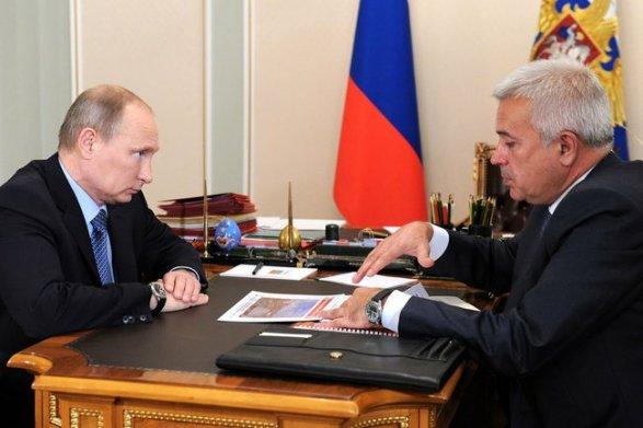 «Лукойл» отказался отпродажи всех АЗС в РФ