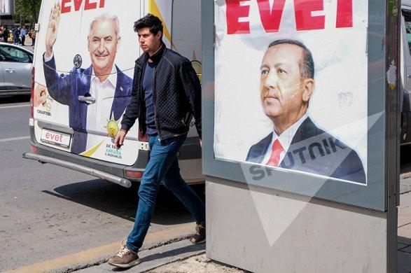 Оппозиция Турции вовторник обжалует результаты референдума