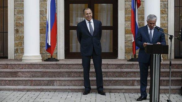Лавров заговорил овоссоединении Армении сРоссией