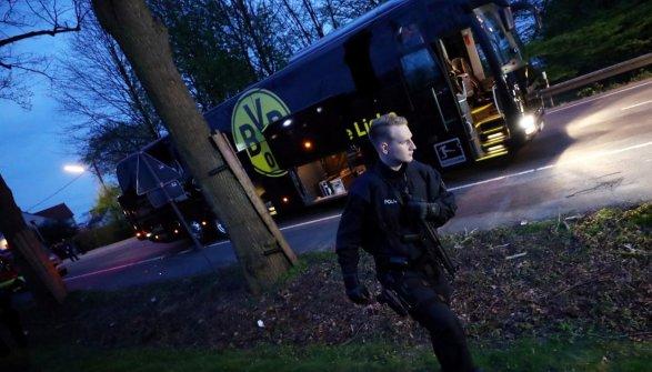Задержанный занападение на«Боруссию» житель россии хотел заработать наакциях клуба