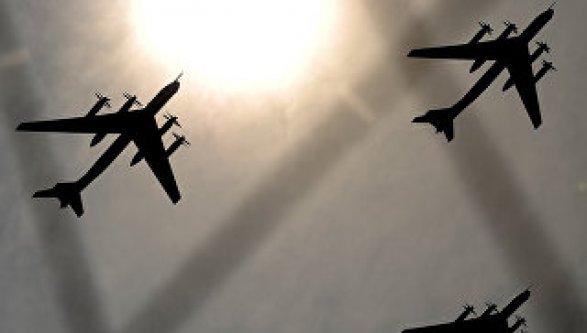 ВВС Канады иСША сопровождали русские Ту-95 уАляски